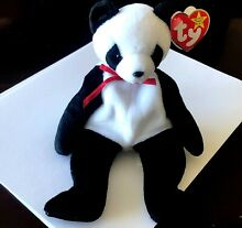 Ty beanie baby fortune e condition