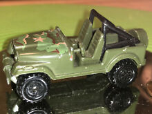 1981 jeep green truck military