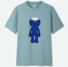 New authentic kaws uniqlo ut tee