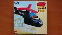 Lego 2675 1 police helicopter