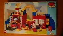 Lego 2693 1 fire station