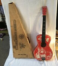1950s 21 roy rogers guitar w