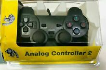 Twin shock wired controller