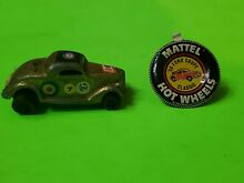See pics hot wheels redline 36 ford