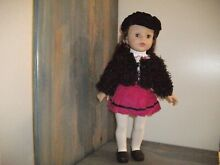 18 inch doll condition