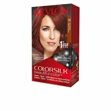 Colorsilk dye 35 vibrant red