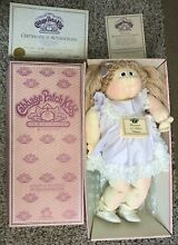 1984 cabbage patch porcelain doll