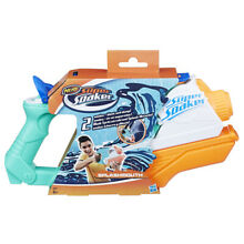 Nerf super soaker water pistol