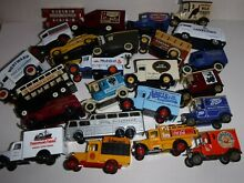Collectible die cast vehicles cars