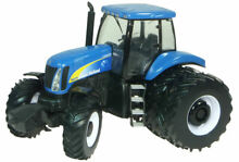 New holland tg 275 tractor rear