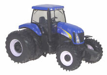 New holland 8050 tractor rear duals