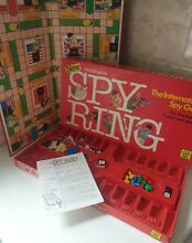 Spy ring family party spy game by