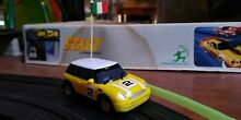 Slot car 1 64 mini cooper auto