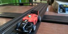 Slot car 1 64 rara auto pista