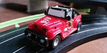 Slot car 1 64 jeep doom buggy 4x4