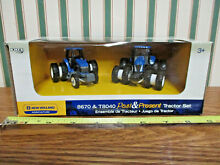 New holland 8670 t8040 past and