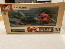 Overland stage coach 7615 boxed