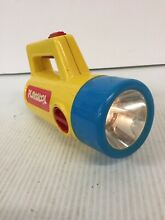 Yellow bue kids 3 color changing
