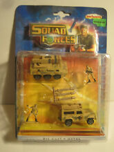 Squad forces diecast land rover