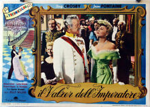 Music the emperor waltz crosby 1948