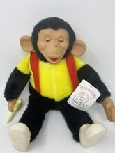 Mr bip zip the chimp zippy banana