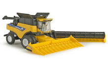 New holland cr8 90 header two