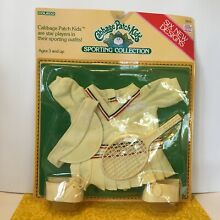 1984 coleco clothes tennis outfit