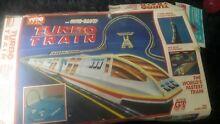 Tyco turbo train nite glow ho scale