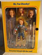 Authentic real new ultimate chucky