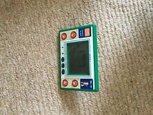 Rare tronica super goalkeeper lcd