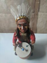 Rare 1960s drummer toy works