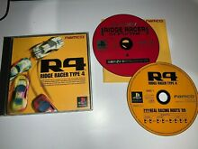 Ridge racer type 4 ps1 playstation