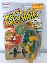 Mighty crusaders the web figure by
