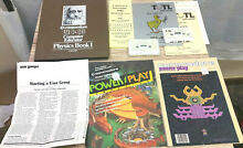 Games software power play mags lot
