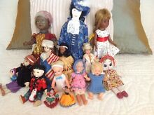 Collectable dolls bundle 1930 1960s