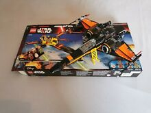 Lego poe s x wing fighter 75102