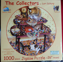 1000 teile jigsaw the collecters