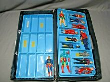 Action figures case lot remco