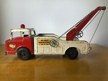 Tow truck wrecker 60 s ford coe