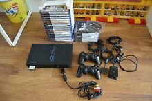 Sony playstation 2 console games