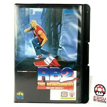 Real toe 2 snk aes neo geo system