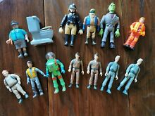 80s real ghostbusters figures