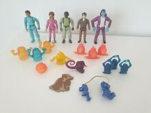 The real ghostbusters action figure