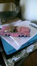 Dinky toy cars lady penelopes fab 1