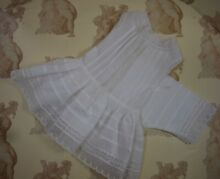 Style petticoat 18 46cm french or