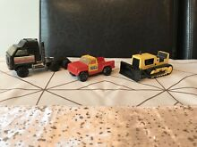 Tonka truck pick up articulated