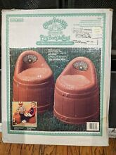 1983 barrel chairs coleco