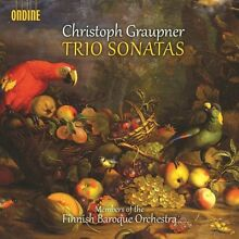Finnish baroque orch trio sons new