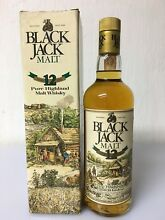 Black jack 12yo pure highland malt