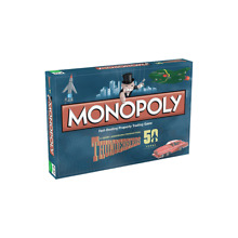 Monopoly 50th anniversary limited